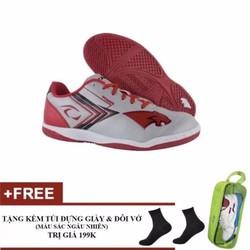 Giày thể thao nam Pan Thái Power - Đỏ Trắng