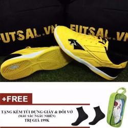 Giày thể thao nam Pan Thái Sala Pro Vàng - Đen