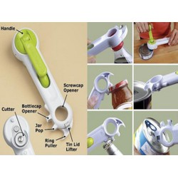 Dụng Cụ Khui Đồ Hộp 7 In 1 Kitchen Cando