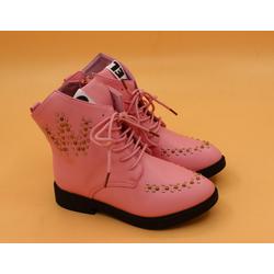 Giày bốt cao cấp Z-34 hồng