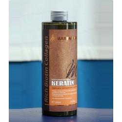 Kem Keratin nguyên chất phục hồi tóc 500ml Marsaroni