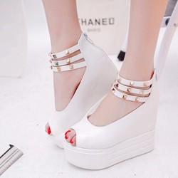 Giày Sandal đế bánh mì S044t -F3979.com