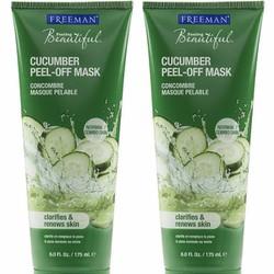 Mặt nạ Freeman Freeman Cucumber Peel-Off Mask - Mặt nạ lột dưa leo
