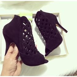 giày bot lưới nữ cao cấp -pll673