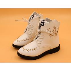 Giày bốt cao cấp Z-34 trắng