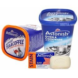 Bộ tẩy rửa nhà bếp Astonish 3 món đa năng