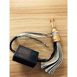 Đèn LED 2 bóng tản nhiệt dây nhôm cho Dream và Wave