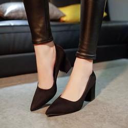 Giày cao gót Dolly Polly