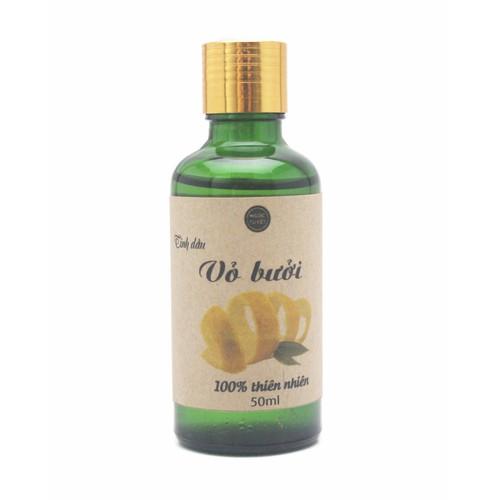 Tinh dầu vỏ bưởi nguyên chất làm đẹp Ngọc Tuyết 50ml