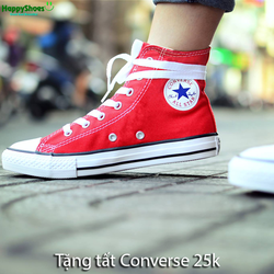 Converse Classic cao cổ Việt Nam xuất khẩu