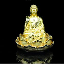 tượng Phật Tổ Như Lai Đài Sen, tượng trang trí xe hơi, nước hoa oto