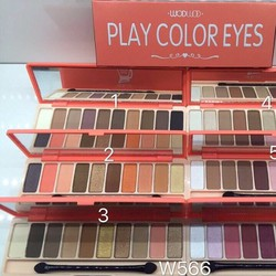PHẤN MẮT PLAY COLOR EYES - WODWOD,