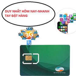 Sim 3G 4G DCOM Viettel miễn phí 6 tháng ĐK chính chủ