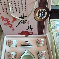 Ấm trà Nhật full box bền đẹp - Hàng cao cấp