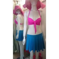 bikini dáng váy