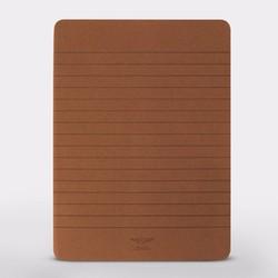 Bao da iPad Air hiệu Kaku Yun Ya Series màu nâu
