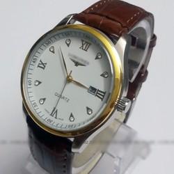 đồng hồ kim chống nước kính tinh thể saphire mã LGS500