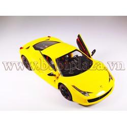 Ô tô điều khiển từ xa mở cánh Ferrari 458 Italia cực chất giá hấp dẫn