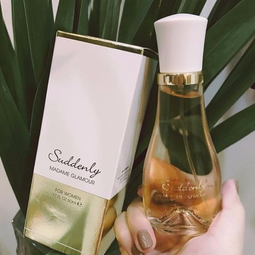 Nước hoa Suddenly Madame Glamour 50ml - 4163982 , 4946312 , 15_4946312 , 350000 , Nuoc-hoa-Suddenly-Madame-Glamour-50ml-15_4946312 , sendo.vn , Nước hoa Suddenly Madame Glamour 50ml