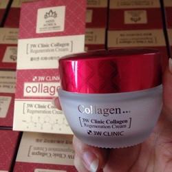 Kem dưỡng da Collagen 3W CLINIC Collagen