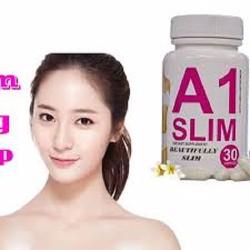 viên giảm cân A1 slim