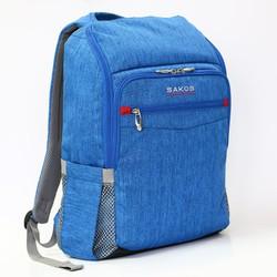 Balo laptop Sakos Color I15 NG01 Blue