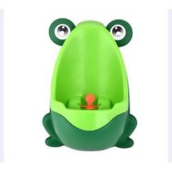 Bộ bệ tiểu mini hình chú ếch ngộ nghĩnh cho bé trai