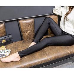Quần legging nữ thời trang, thiết kế mới trẻ trung, mẫu Hàn quốc-H7