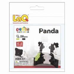 Bộ ghép hình Nhật Bản LaQ Panda - Gấu Panda