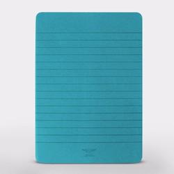 Bao da iPad Mini 2-3 hiệu Kaku Yun Ya Series màu xanh dương