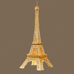 Mô Hình Thép 3D Tháp Eiffel