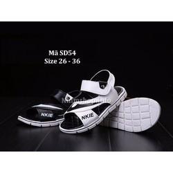 Dép sandal cho bé trai 3 - 10 tuổi kiểu dáng Hàn Quốc SD54