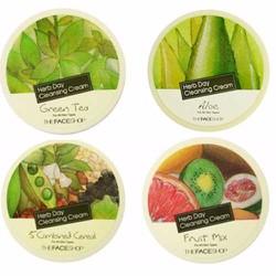 Kem Tẩy Trang Herb Day 365 Cleansing Cream The FaceShop
