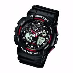 Đồng hồ thể thao g shock GA 100GR sfake