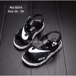 Sandal hè cho bé trai 3 - 10 tuổi kiểu dáng Hàn Quốc SD54