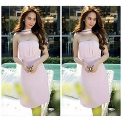 Đầm ôm cúp ngực mùa hè Ngọc Trinh