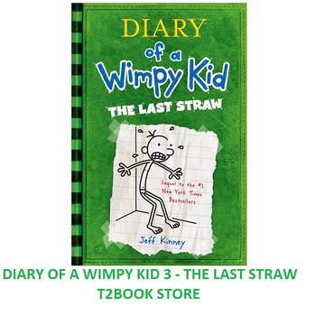 Diary of a wimpy kid 3 - The Last Straw - Jeff Kinney - TNN100007