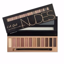 Phấn mắt LA Girl Eyeshadow Collection Nudes
