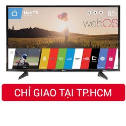 Smart Tivi LED LG 43 inch Full HD - Model 43LH590T - Chỉ giao ở TPHCM