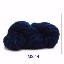 Len Đan mũ Helsiki kiểu Hàn quốc màu xanh tím than MS14