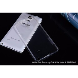 Ốp Lưng Silicon Sam.Sung Galaxy Note 4