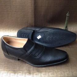 Giày tây cao cấp da bò nguyên tấm đạt chuẩn form châu á