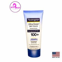 Kem Chống Nắng Neutrogena Ultra Sheer Dry Touch SPF 100+