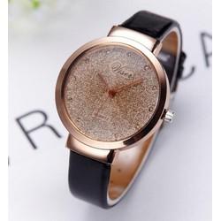 Đồng hồ nữ thời trang Viser đen