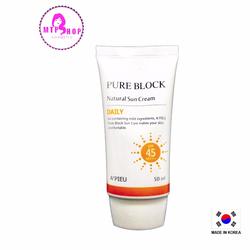 Kem chống nắng Apieu Pure Block