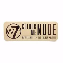 Phấn mắt 12 màu W7 Colour Me Nude Natural Nudes