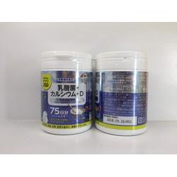 Kẹo bổ sung Canxi và vitamin D