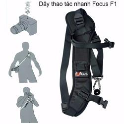Dây máy ảnh thao tác nhanh Focus F1