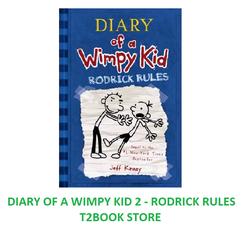 Diary of a wimpy kid 2 - Rodrick Rules - Jeff Kinney