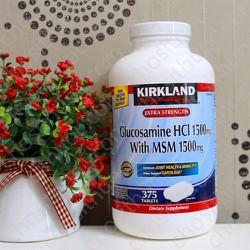 Hỗ trợ điều trị xương khớp Glucosamine 375 viên 1500mg